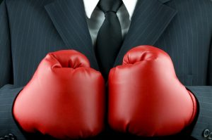 business boxing gloves
